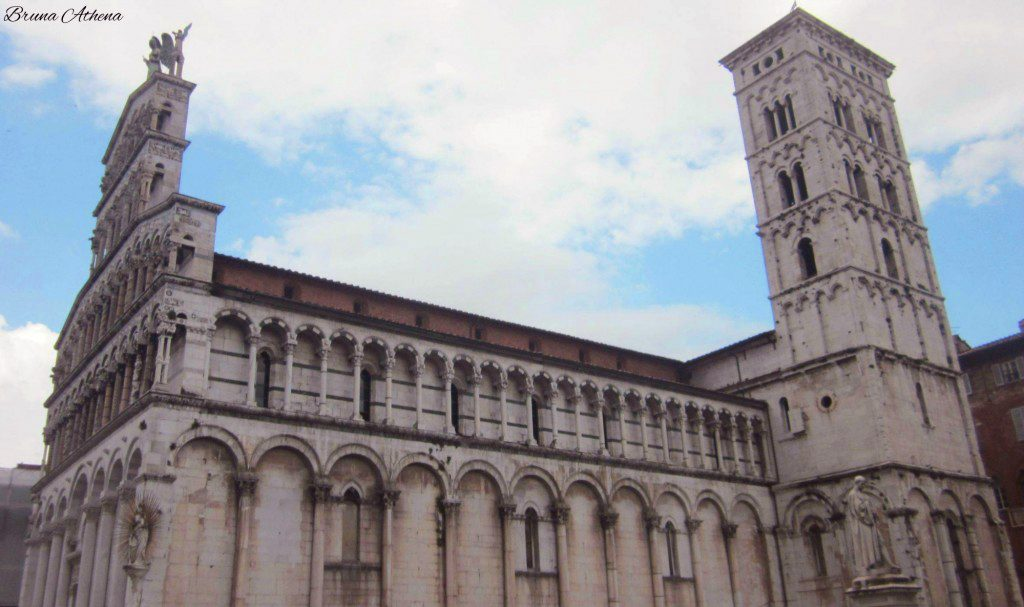 visita a san michele in foro a lucca