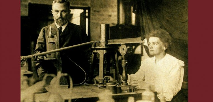 lettera a marie curie