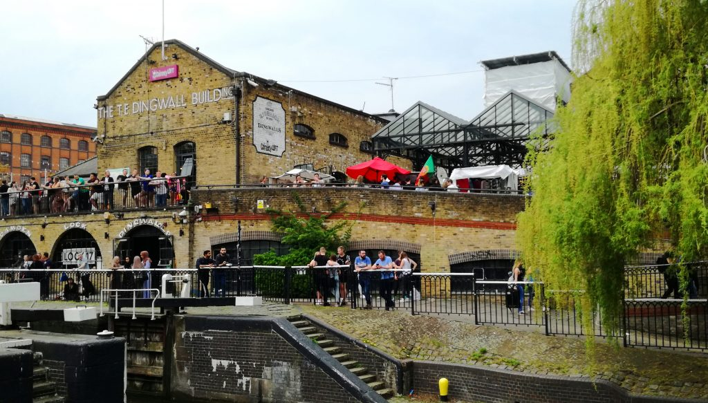 mangiare a londra low cost: camden town