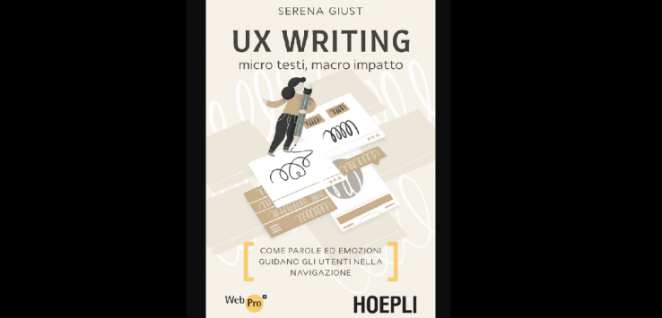 UX writing, Serena Giust