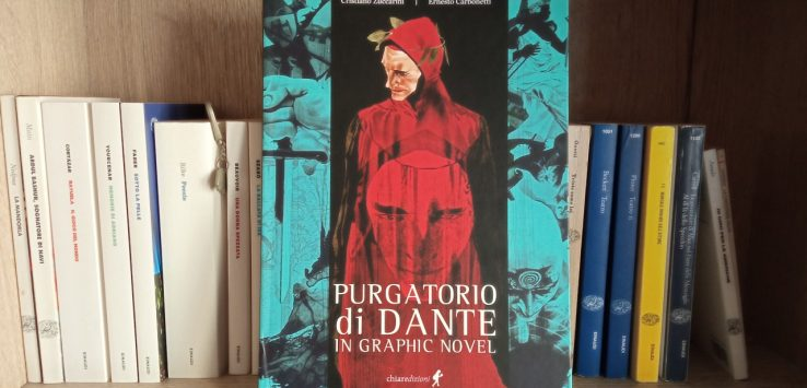 purgatorio di dante in graphic novel